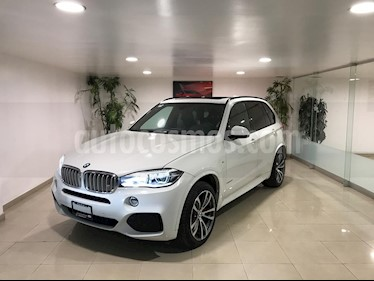 Foto venta Auto usado BMW X5 xDrive 50ia M Sport (2014) color Blanco precio $519,000