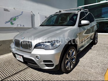 Foto venta Auto usado BMW X5 xDrive 50ia Premium Edition Sport (2013) color Plata Titanium precio $440,000
