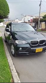 Foto venta Carro usado BMW X5 xDrive30d (2008) color Verde precio $47.000.000