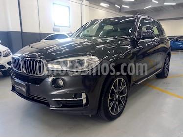 Foto venta Auto Seminuevo BMW X5 xDrive35iA Excellence (2016) color Negro precio $580,000
