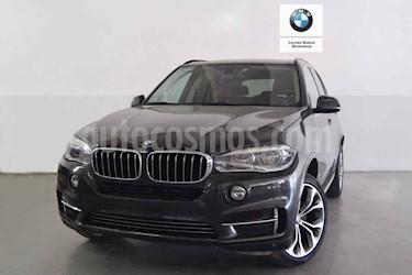 Foto venta Auto usado BMW X5 xDrive35iA Excellence (2016) color Gris precio $540,000