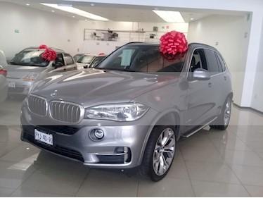 Foto venta Auto usado BMW X5 xDrive35iA Excellence (2014) color Plata precio $525,000