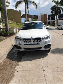 BMW X5 xDrive35iA M Sport usado (2018) color Blanco precio $950,000