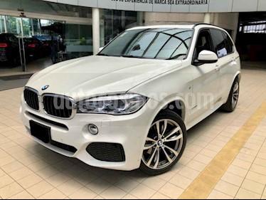 Foto venta Auto usado BMW X5 xDrive35iA M Sport (2017) color Blanco precio $695,000