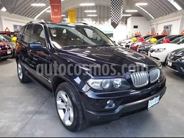 Foto venta Auto usado BMW X5 xDrive40iA X Line (2006) color Azul precio $140,000