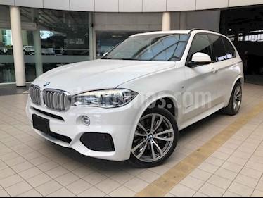BMW X5 xDrive50iA M Sport usado (2018) color Blanco precio $930,000