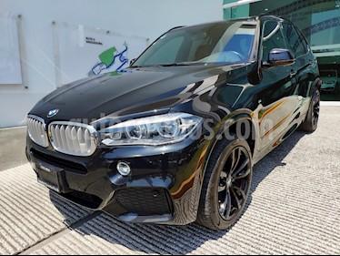 Foto venta Auto usado BMW X5 xDrive50iA M Sport (2018) color Negro Zafiro precio $1,045,000