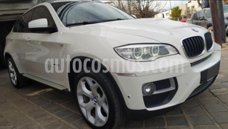 BMW X6 xDrive 35i Sportive usado (2013) color Blanco precio u$s42.000
