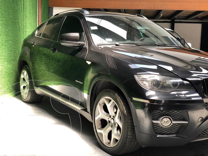 BMW X6 xDrive 35i usado (2010) color Negro Jet precio u$s36.000