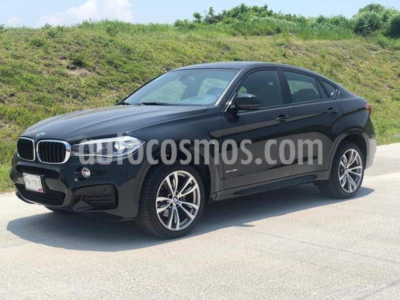 BMW X6 xDrive 35iA M Performance usado (2018) color Negro precio $790,000