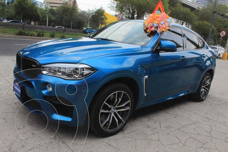 Foto BMW X6 Version usado (2016) color Azul precio $985,000