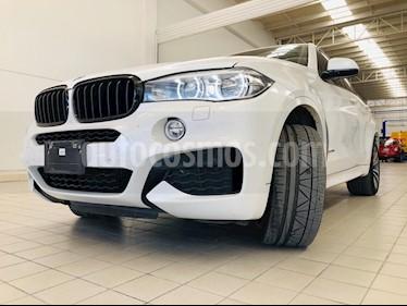 BMW X6 xDrive 50iA M Sport usado (2017) color Blanco Alpine precio $769,000