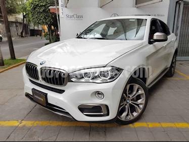 BMW X6 5p xDrive 50i Extravagance V8/4.4/T Aut usado (2016) color Blanco precio $760,000