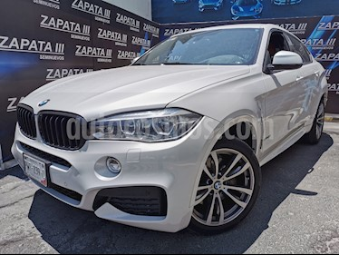BMW X6 xDrive 50iA M Performance usado (2018) color Blanco Alpine precio $810,000