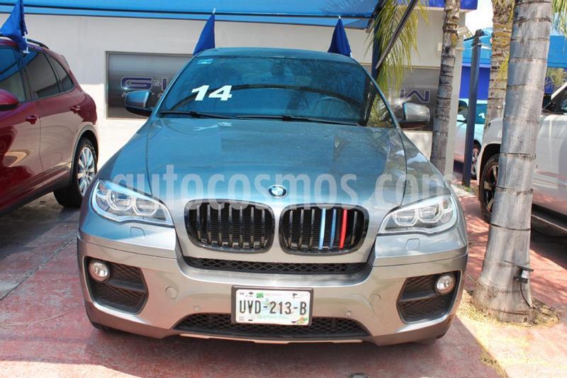 BMW X6 xDrive 35ia M Performance usado (2014) color Gris precio $660,000