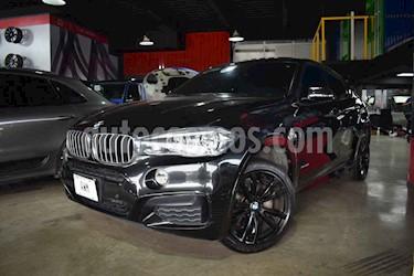 Foto BMW X6 xDrive 50iA M Sport usado (2019) color Negro precio $1,199,000