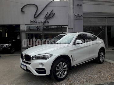 Foto venta Auto usado BMW X6 xDrive 35i Pure Extravagance (2016) color Blanco precio $4.515.000