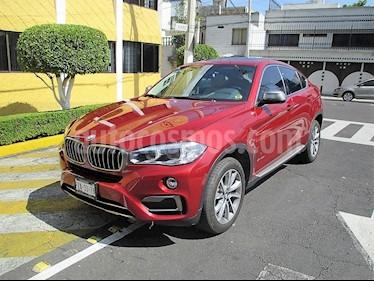 Foto venta Auto Seminuevo BMW X6 xDrive 35i (2017) color Rojo