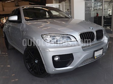 Foto venta Auto usado BMW X6 xDrive 35iA M Performance (2014) color Plata precio $750,000