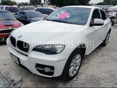 Foto venta Auto usado BMW X6 xDrive 35iA M Sport (2010) color Blanco Alpine precio $349,800
