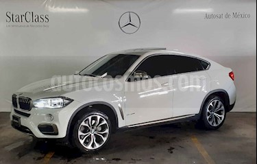 Foto venta Auto usado BMW X6 xDrive 50iA Extravagance (2016) color Blanco precio $799,000