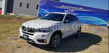 Foto venta Auto usado BMW X6 xDrive 50iA Extravagance (2015) color Blanco precio $729,000