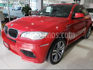 Foto venta Auto usado BMW X6 xDrive 50iA M Performance (2013) color Rojo precio $579,000