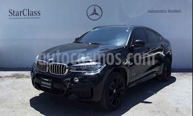 BMW X6 xDrive 50iA M Sport usado (2019) color Negro precio $1,199,900