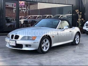 BMW Z3 Convertible, Man. 5 Vel. 2.2 L usado (2002) color Plata precio $185,800