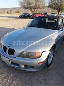 BMW Z3 Convertible, Man. 5 Vel., 1.9 L usado (1996) color Plata precio $85,000