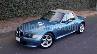 BMW Z3 Convertible, Man. 5 Vel.,2.8 L,Toldo Elec. usado (1998) color Azul precio $155,000