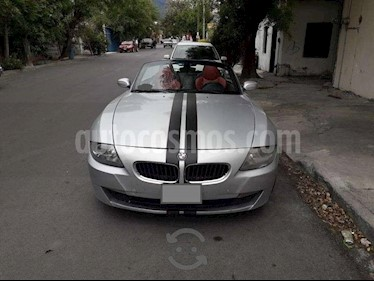 BMW Z4 3.0i Roadster usado (2006) color Plata precio $185,000