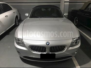Foto venta Auto Usado BMW Z4 3.0si Roadster Premium (2006) color Gris Metalico precio u$s41.900