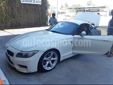 Foto venta Auto usado BMW Z4 sDrive 20i M Sport (2013) color Blanco precio $449,000