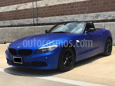BMW Z4 sDrive 20i usado (2012) color Azul precio $335,000