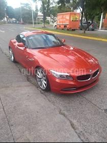 Foto venta Auto Seminuevo BMW Z4 sDrive 20iA Design Pure Traction (2014) color Naranja precio $375,000