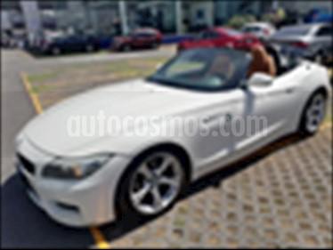 BMW Z4 sDrive 20iA M Sport usado (2013) color Blanco precio $419,900