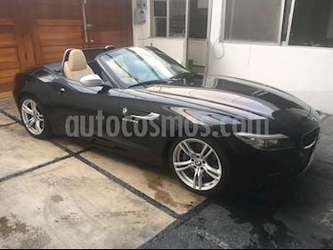 BMW Z4 sDrive 35iA M Sport  usado (2014) color Negro precio $500,000