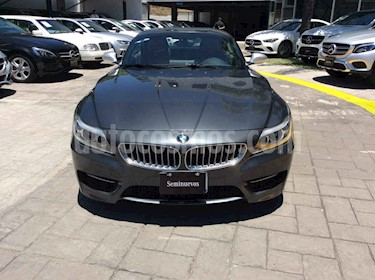 Foto BMW Z4 sDrive 35is M Sport  usado (2015) color Gris precio $535,000