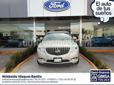 Foto venta Auto usado Buick Enclave 3.6L  (2015) color Arena precio $399,000