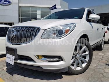 Buick Enclave 3.6L  usado (2017) color Blanco precio $579,000
