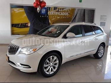 Foto Buick Enclave 5P PREMIUM 3.6L TA PIEL QC DVD 7 PAS. RA-20 usado (2014) color Blanco precio $371,900