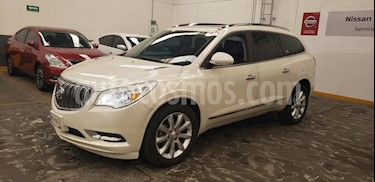 Foto venta Auto usado Buick Enclave 5p Premium V6/3.6 Aut (2013) color Blanco precio $349,900