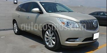 Foto venta Auto usado Buick Enclave 5p V6/3.6 Aut (2014) color Beige precio $325,000