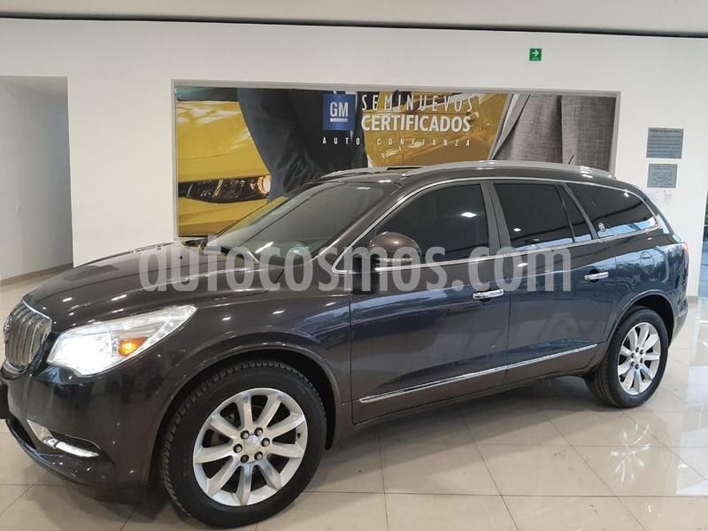 Buick Enclave Paq D usado (2015) color Gris Oscuro precio $348,900
