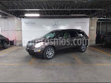 Buick Enclave 5p aut CXL AWD usado (2012) color Negro precio $229,000