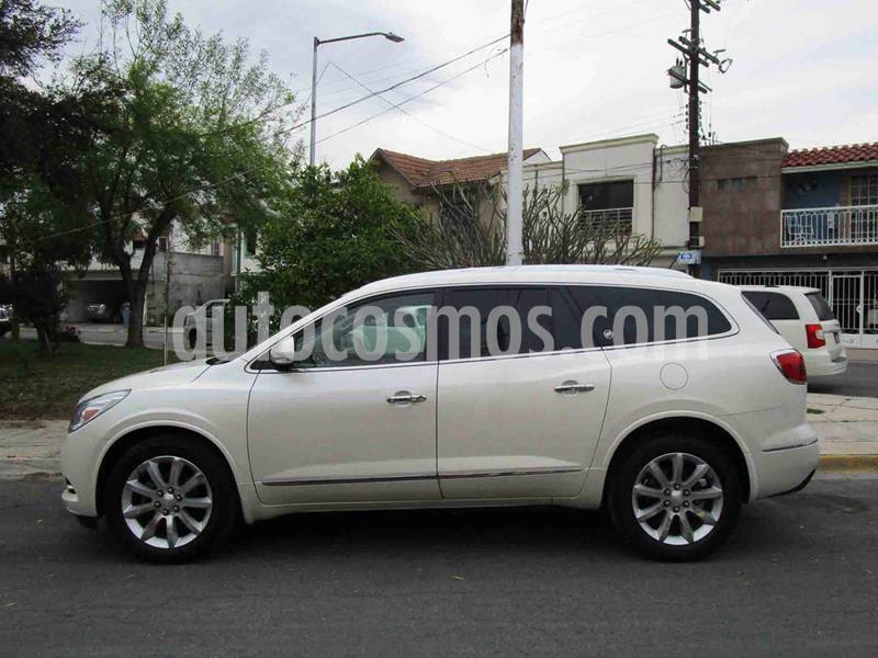 Buick Enclave 3.6L  usado (2015) color Blanco precio $289,000