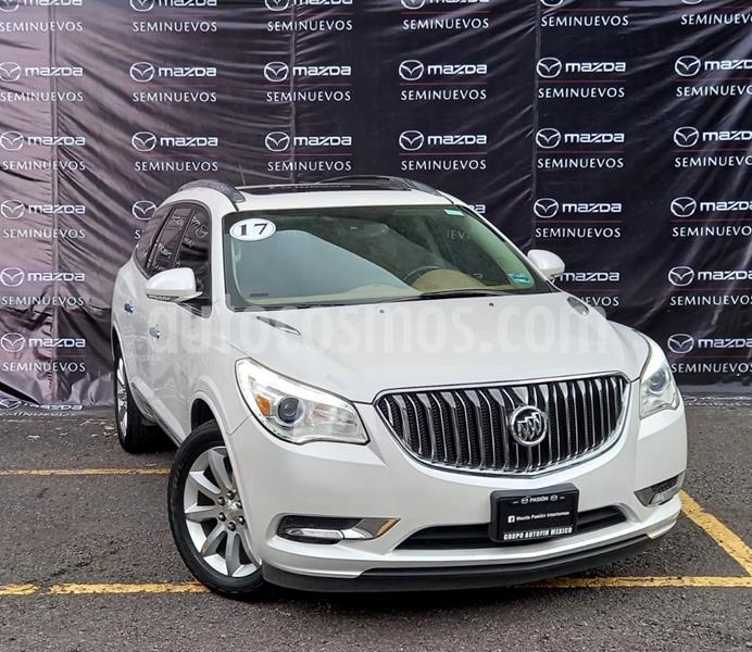 Buick Enclave Paq D usado (2017) color Blanco precio $400,000