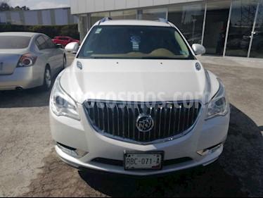 Buick Enclave 3.6L  usado (2016) color Blanco precio $390,000