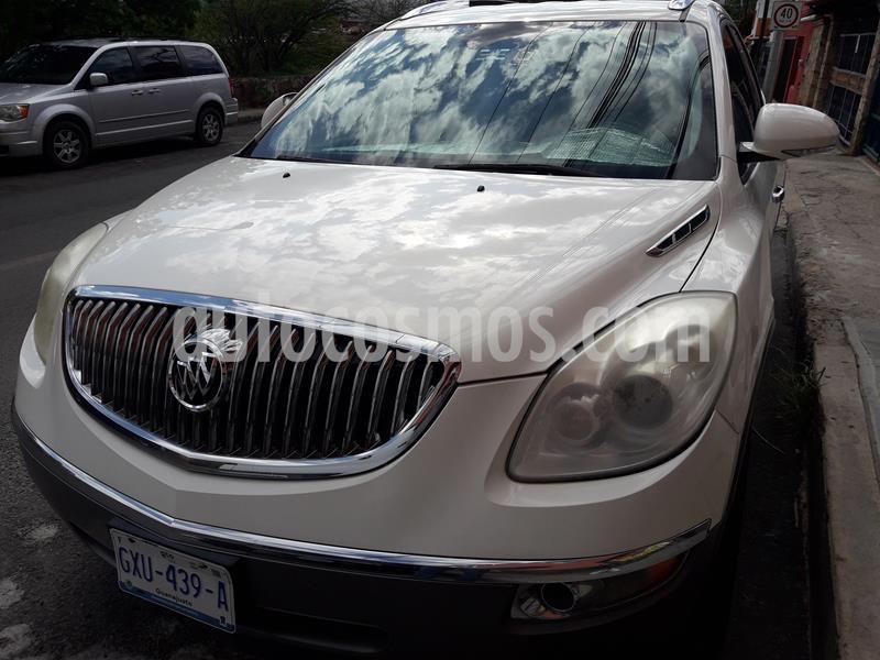 Buick Enclave CXL AWD usado (2010) color Blanco Diamante precio $169,000